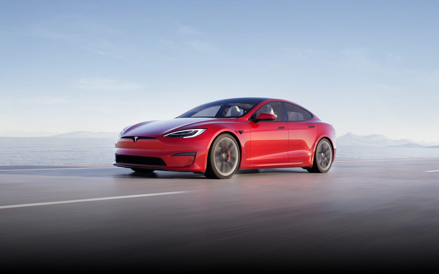 Refreshed Model S